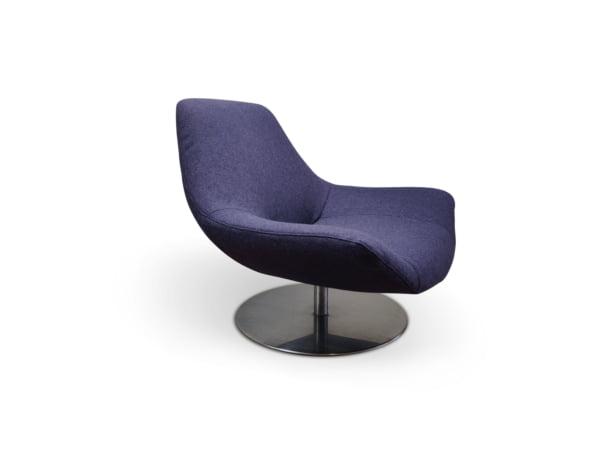 Design stoel in stof Boy van Danish Art Weaving